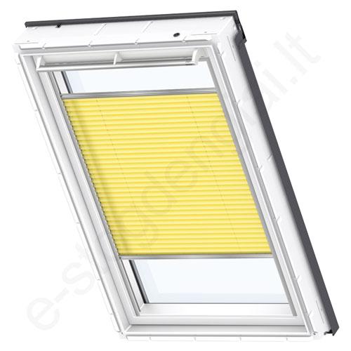 Velux klostuota užuolaidėlė FHL 810 1271 Sunny yellow stilius
