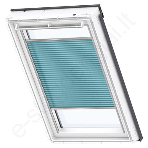 Velux klostuota užuolaidėlė FHL 804 1272 Sunny blue stilius