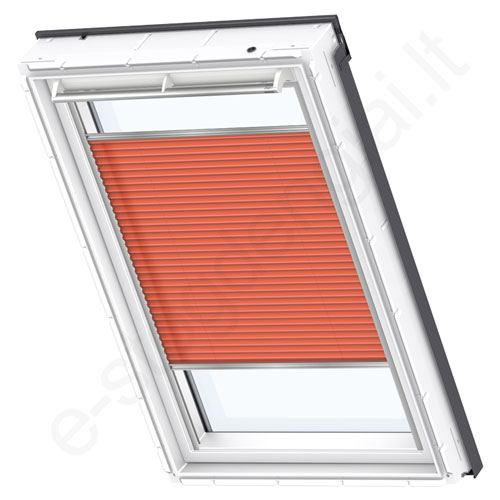 Velux klostuota užuolaidėlė FHL MK10 1273 Sunny orange stilius