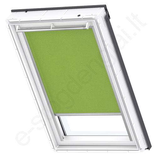Velux ritininė užuolaidėlė RFL 206 4079 Olive green stilius