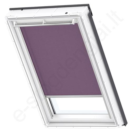 Velux ritininė užuolaidėlė RFL 308 4157 Dark purple stilius