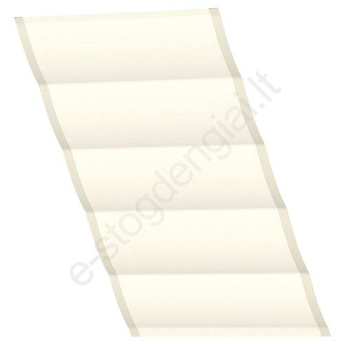 Velux romanetės ZHB 104 6503 Delicious cream papildomas audinys