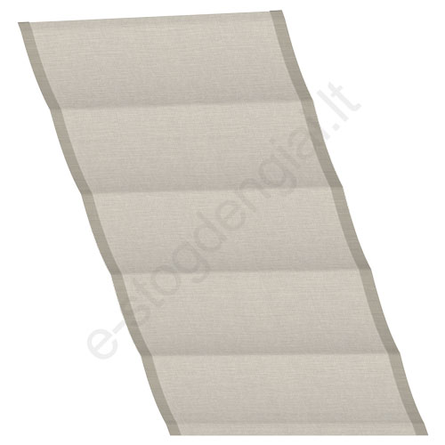 Velux romanetės ZHB SK06 6517 Structured cappuccino papildomas audinys