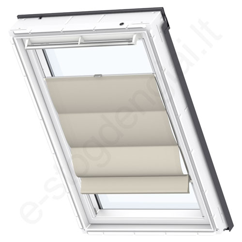 Velux romanetė FHB C04 6514 Fabulous burned grey stilius