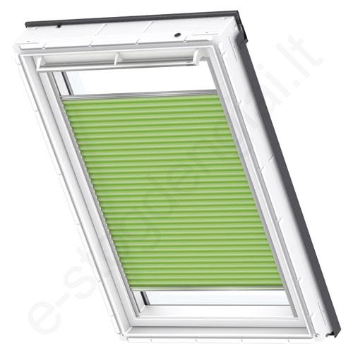 Velux šilumą taupanti užuolaidėlė FHC 312 1157 Green stilius