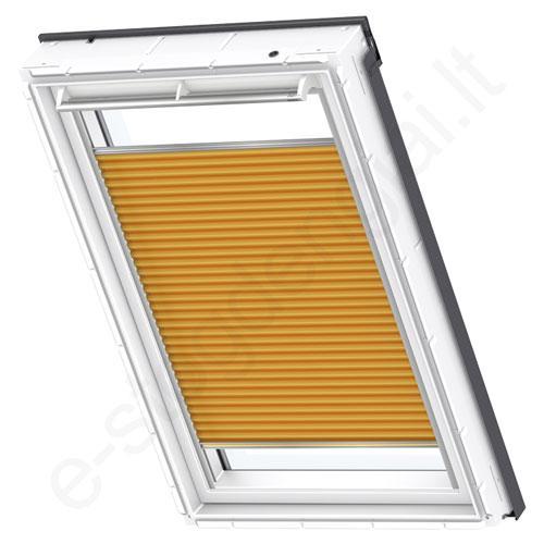 Velux šilumą taupanti užuolaidėlė FHC 310 1161 Orange stilius